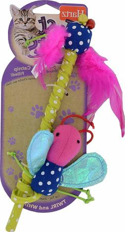 Hartz Just For Cats Cat Toy Interact Twirl & Whirl