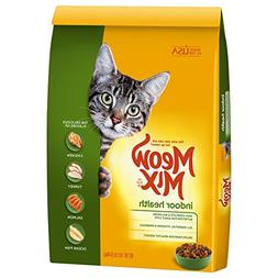 Meow Mix Indoor Health Dry Cat Food, 14.2 lb