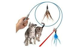 interactive cat toys laser cats wand toy