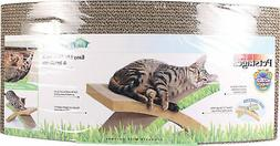 Petstages Invironment Easy Life Hammock And Scratcher Tan