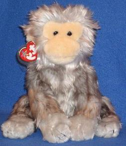 TY KIKI the MONKEY BEANIE BUDDY - MINT with MINT TAGS