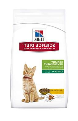 Hill'S Science Diet Kitten Food, Healthy Development Chicken