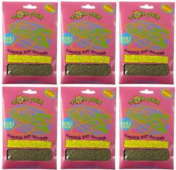 Fat Cat Kitty Zoom Around the Room Catnip 3oz
