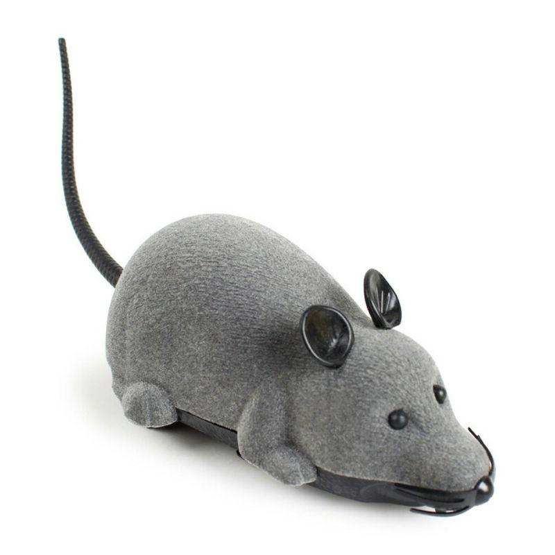 Pet Toy Wireless Electronic Rat Mouse Mice Toys