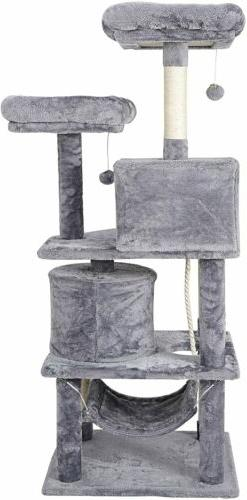 "57"" Cat Pet Activity Play Perches"