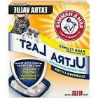 Arm amp Hammer Ultra Last Clumping Litter for Cats