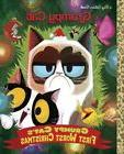 Big Golden Book: Grumpy Cat's First Worst Christmas  by Gold