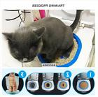 New Cat Toilet Litter Trainer Blue Small Cleaning Supplies f