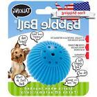 Pet Qwerks Talking Babble Ball Dog Toy For Small Dogs Small