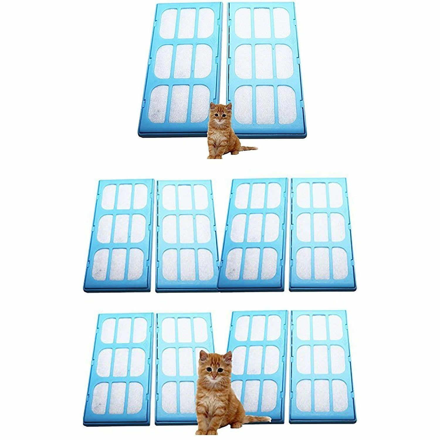 Replacement Water Filter Cartridges for Cat Mate & Dog Mate