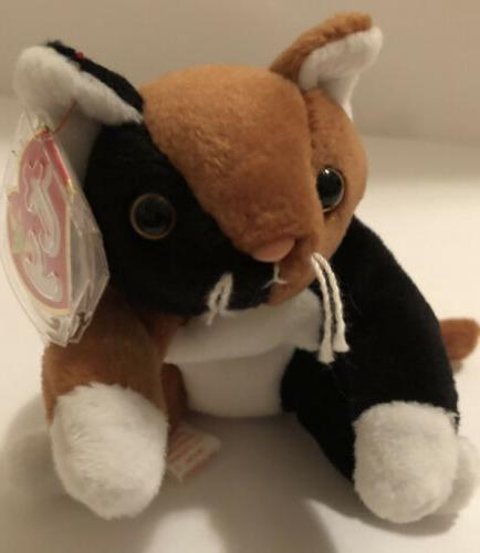 Ty Beanie Babies - Chip the Cat