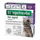 Bayer Advantage II Flea Control Treatment for Cats Over 9Lbs