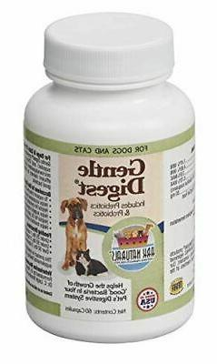 Ark Naturals Gentle Digest Capsules For Cats and Dogs Prebio
