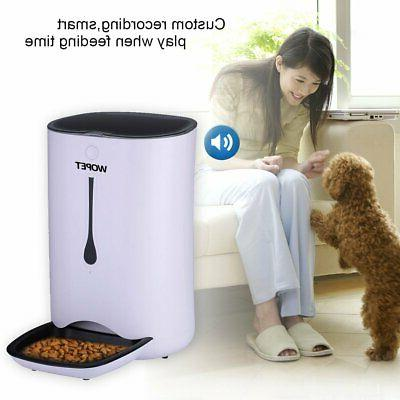 Automatic Feeder Water Dog Large Auto Control Bowl .