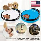 automatic pet feeder 5 meal timer food