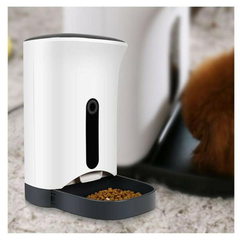 Automatic Dispenser for and Dogs Timer Meals