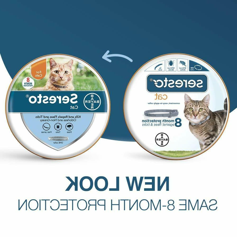 Bayer Seresto and Tick for 8 Month with Free Shipping