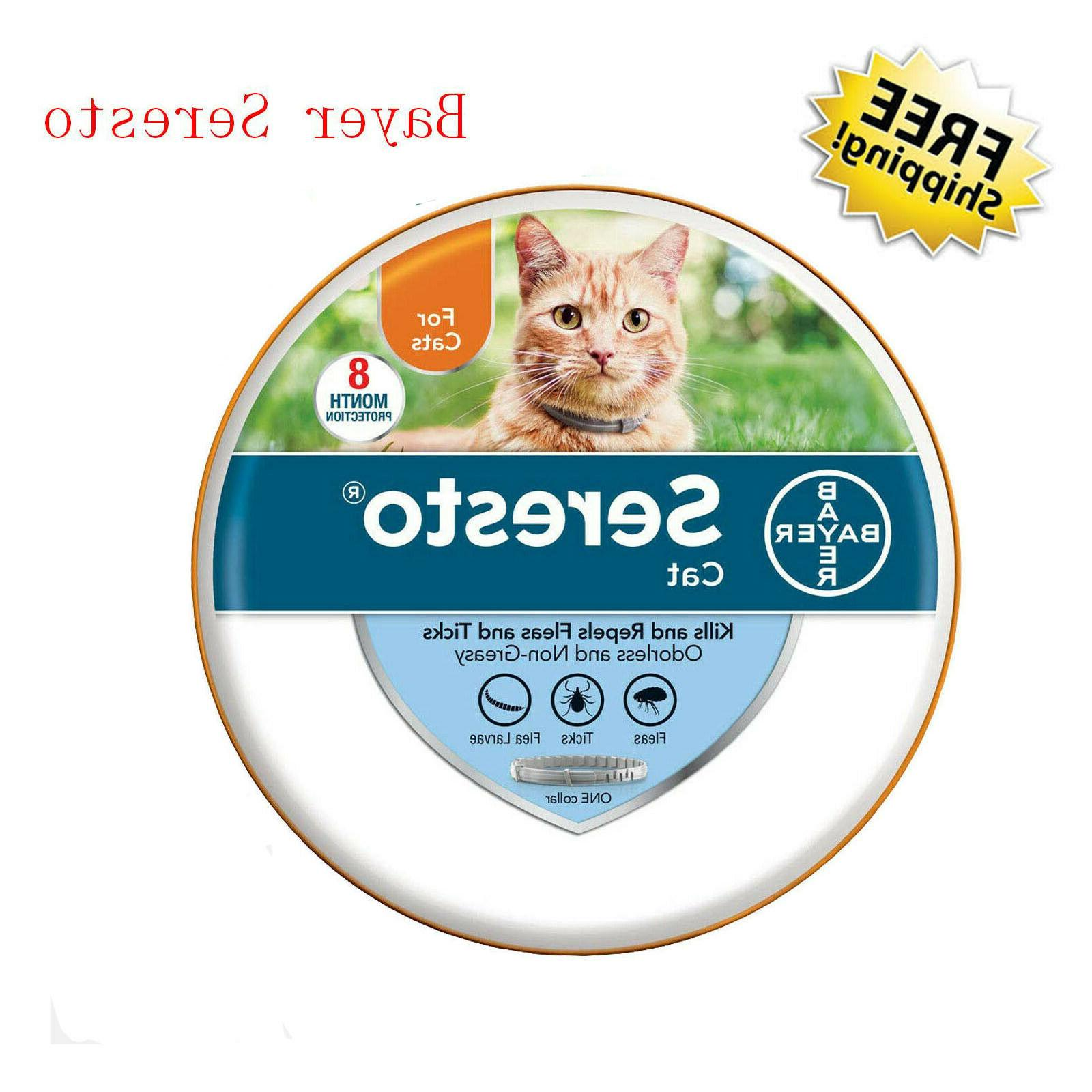bayer flea and tick collar for cats