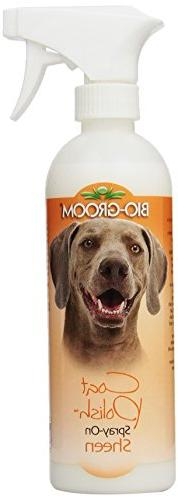 BioGroom Coat Polish  for Dogs Cats