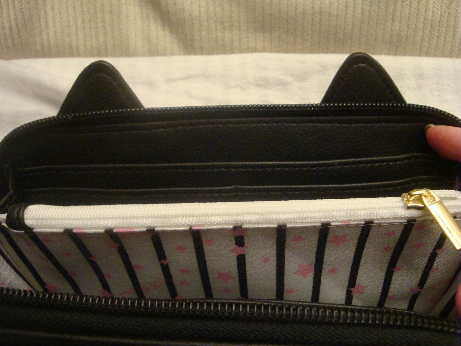 BETSEY JOHNSON WITH EARS AROUND WRISTLET/WALLET