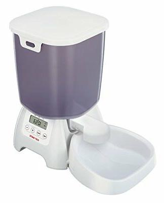 c3000 automatic dry food pet feeder new