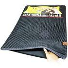 Blackhole Cat Litter Mat Large 30x23 - Innovative Dual-Struc