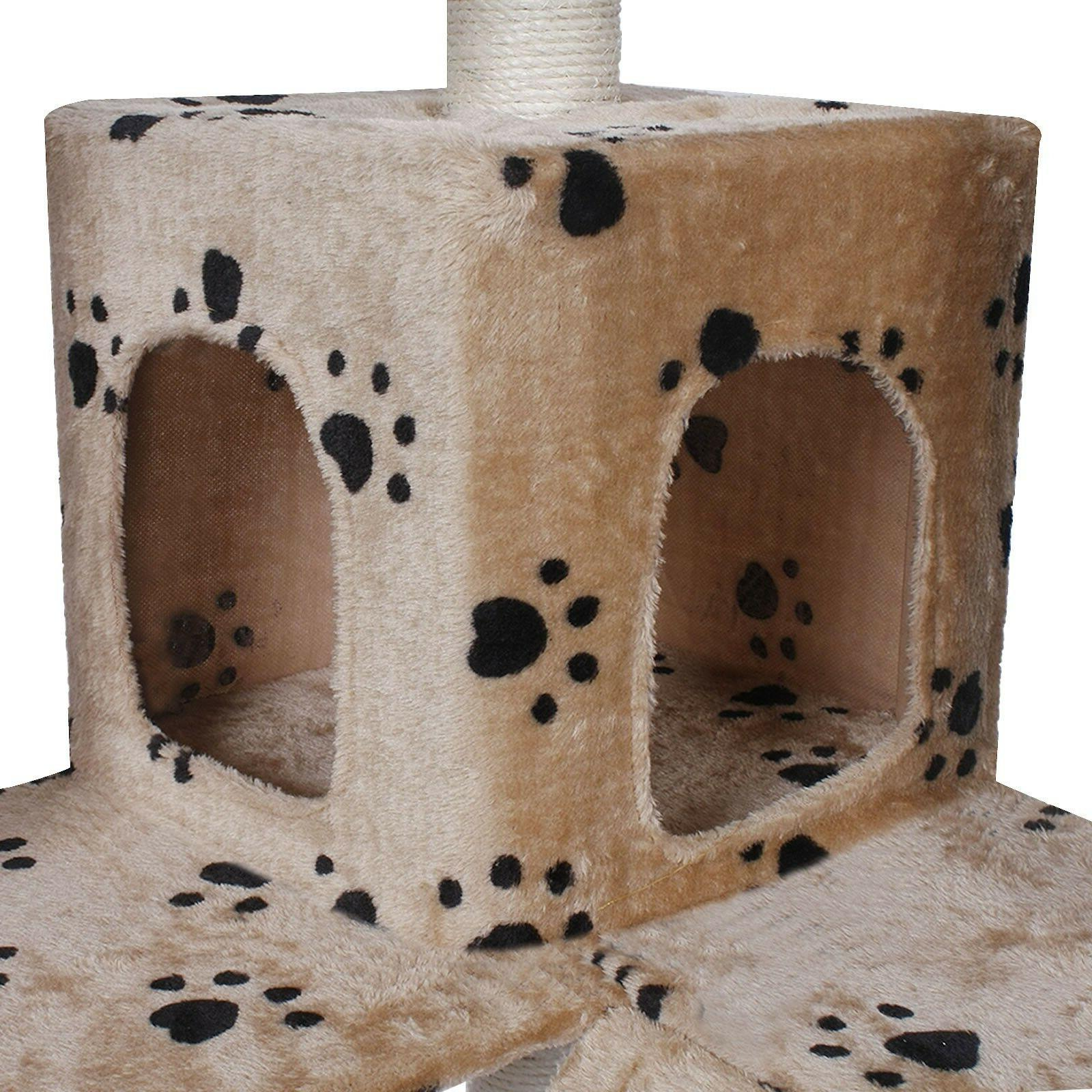 Cat For Cats Scratching Post Furniture Climbing House