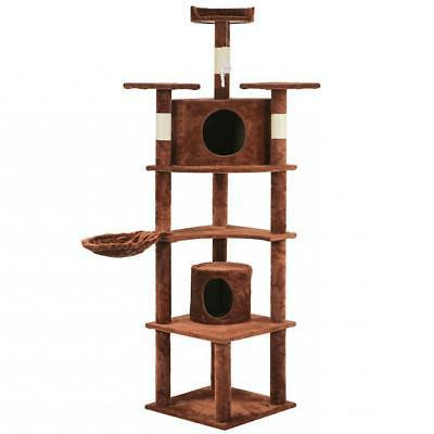 Cat Tree Kitty Tree Cat Condo Cat House Cat Tower for Large