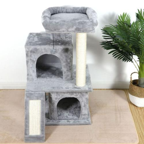 Multi-level Tower for W/Sisal