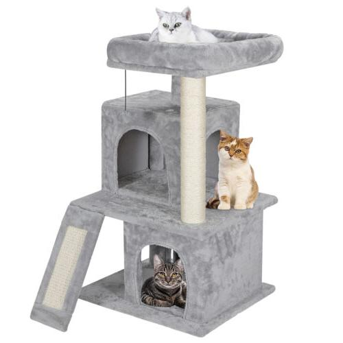 """34"""" Tower Activity Playing House For Rest"""