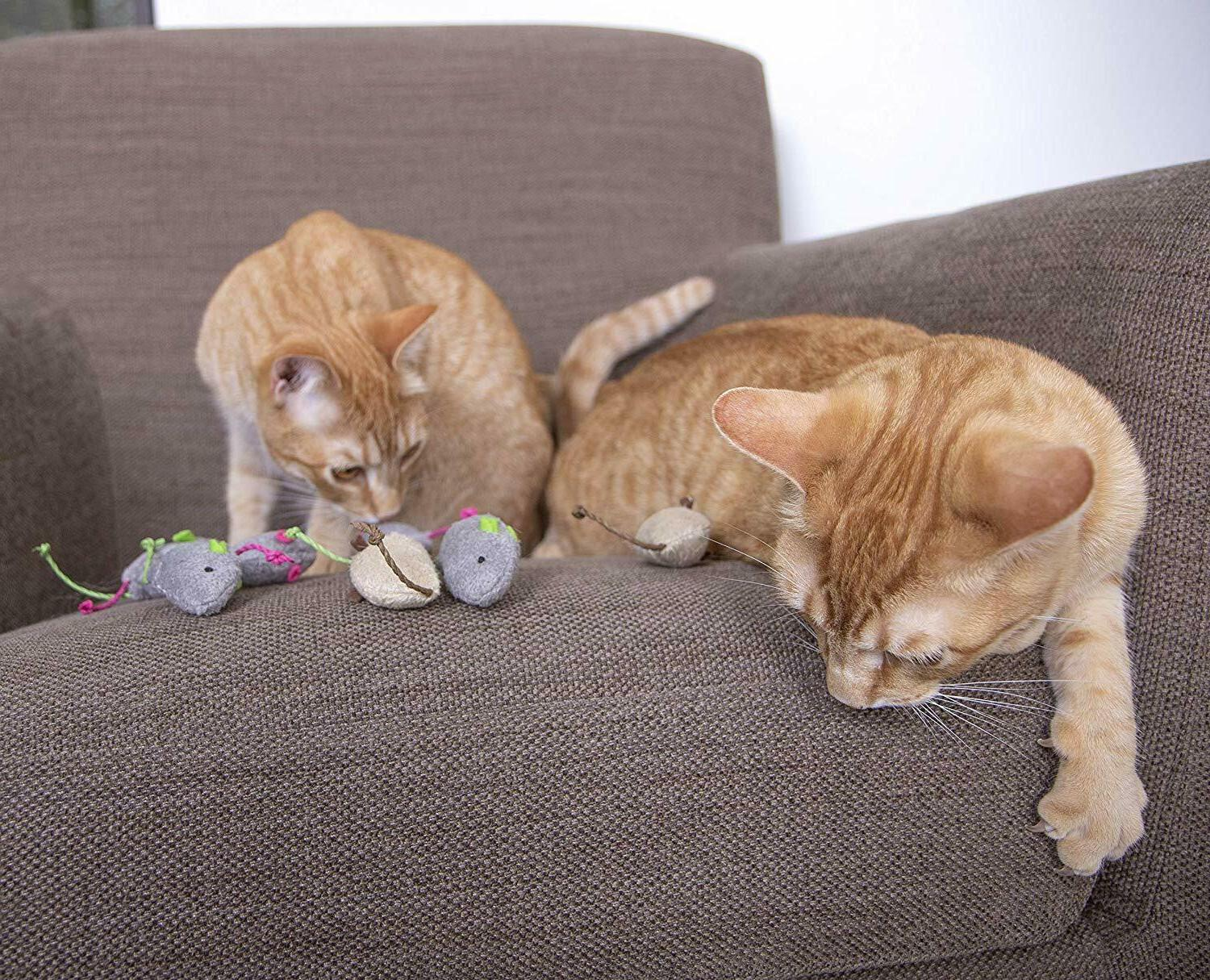 SmartyKat Catnip | Toy Mouse For Cats |