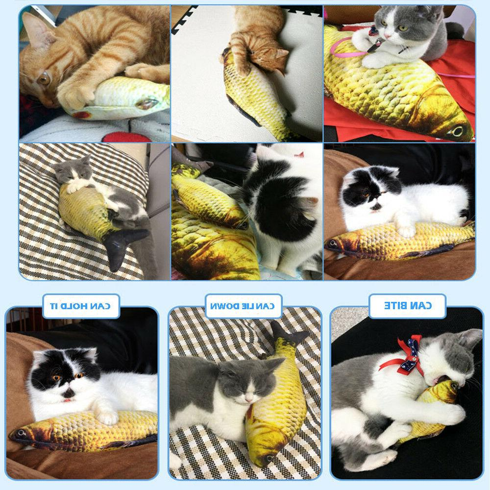 Catnip Toys For Simulation Pet Toys Chew Cats