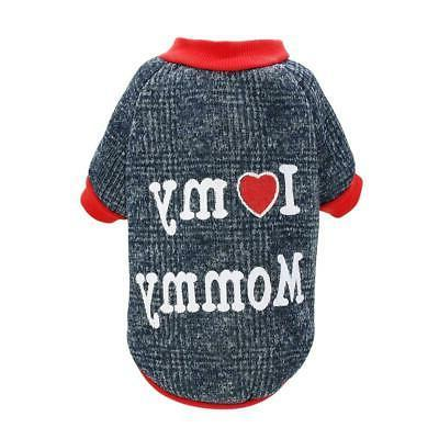 Dog Clothes For Dogs Cat Lovely