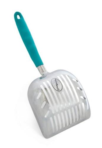 DuraScoop Jumbo Scoop, with Solid Core, Sifter with Tested Accept No for the