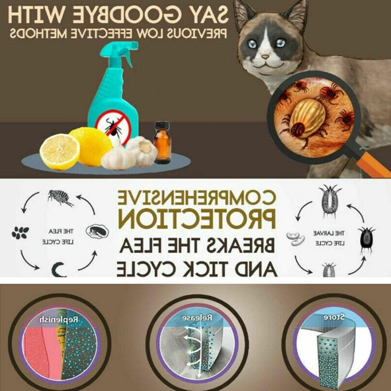 Seresto Flea and Tick Collar Cats 8 Months Protection,Free Shipping