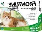 3 Doses Genuine Frontline Plus For CATS 3 Month Supply Cat F
