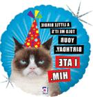 Grumpy Cat 18 Mylar Foil Balloon Party Decoration