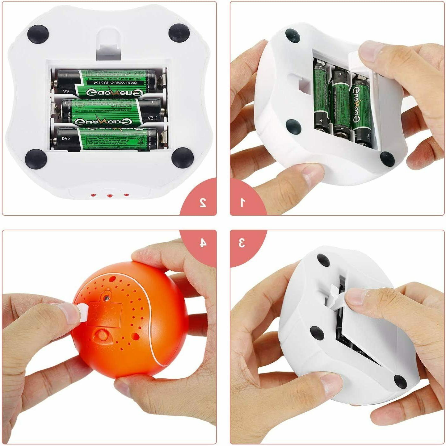 Interactive Cat Toy Moving Laser Interactive Toys Indoor Cats