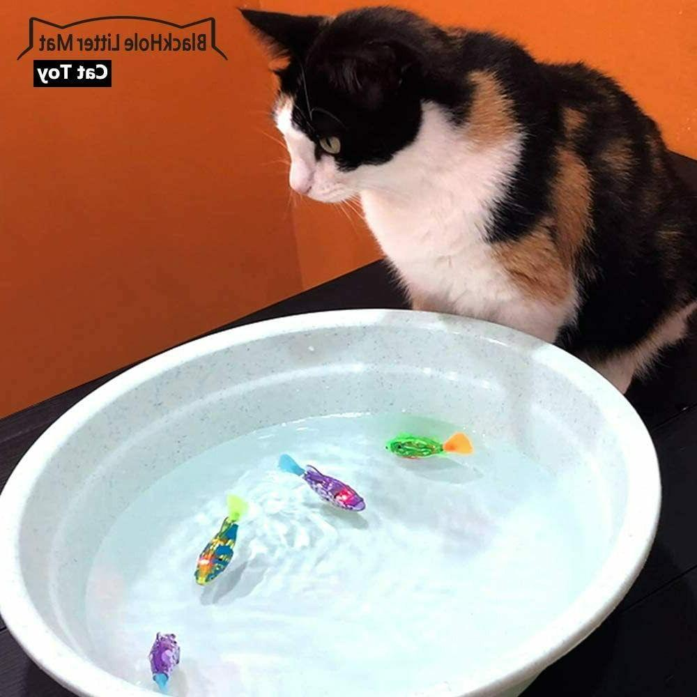 Interactive Toy for Cat LED 4pc