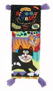 Fat Cat Kitty Hoots Boogie Mat for de Cat Oriental