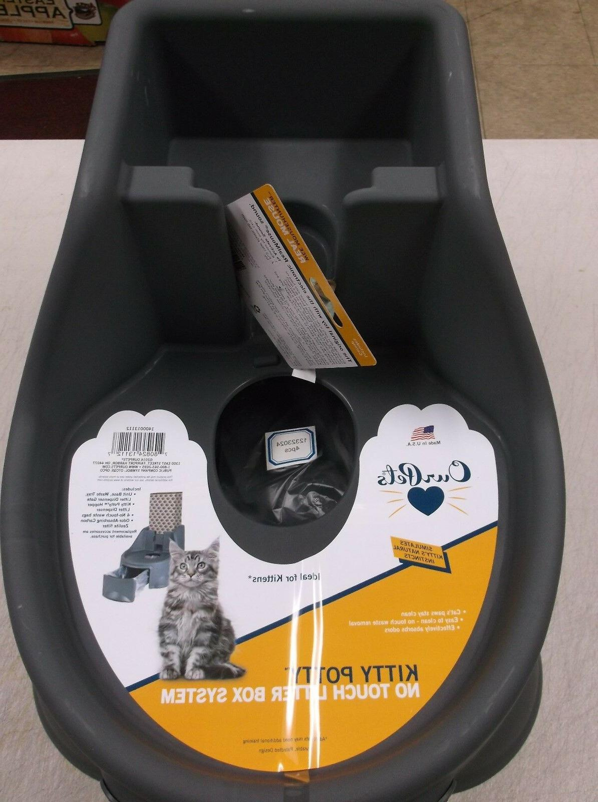 OurPets Kitty Touch Litter for Cats