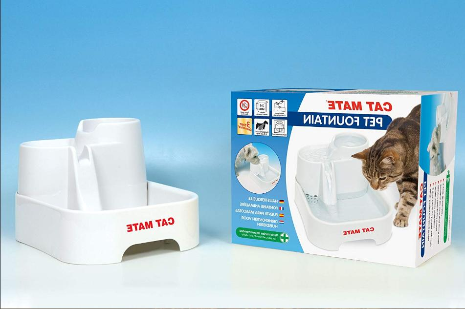 CAT FOUNTAIN FOR CATS LITRES OF FRESH