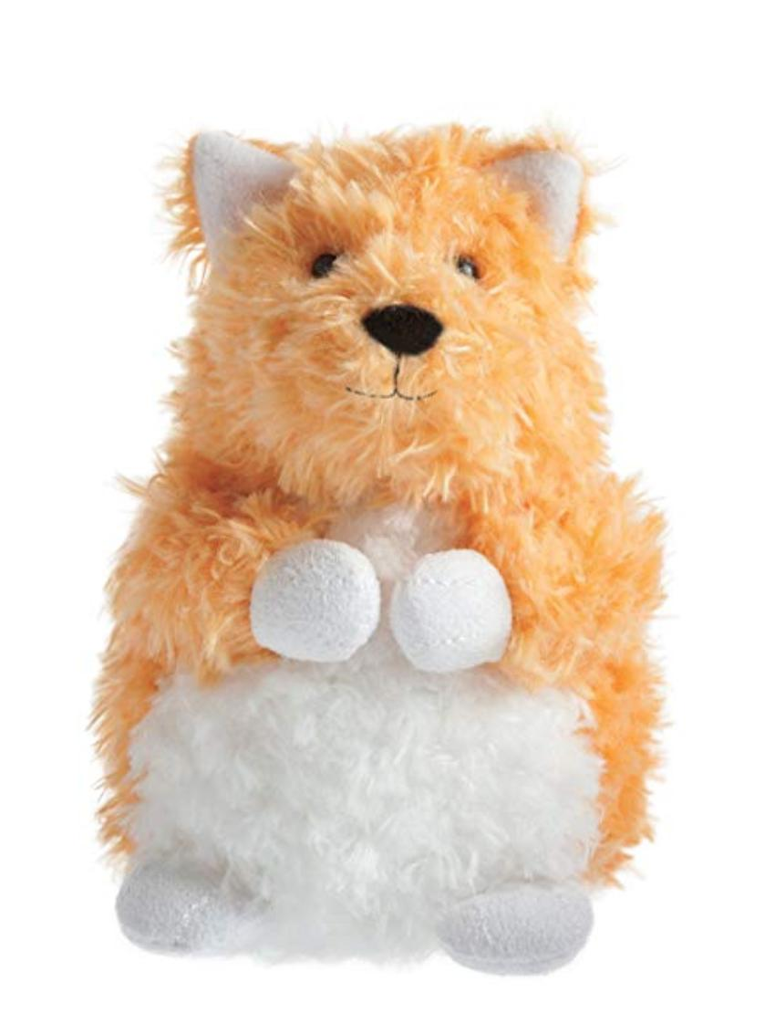 little ones curry cat plush