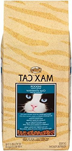 Nutro Max Cat Indoor Adult Dry Cat Food, Weight Control, 16