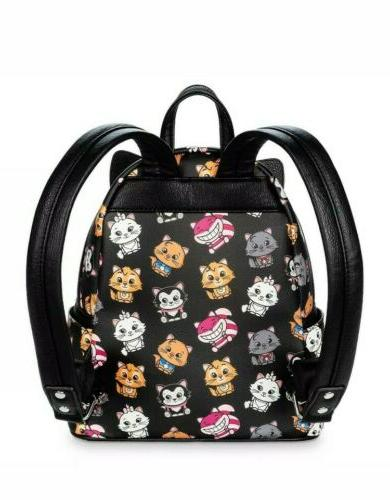NEW Exclusive DISNEY Mini Backpack Marie Cheshire