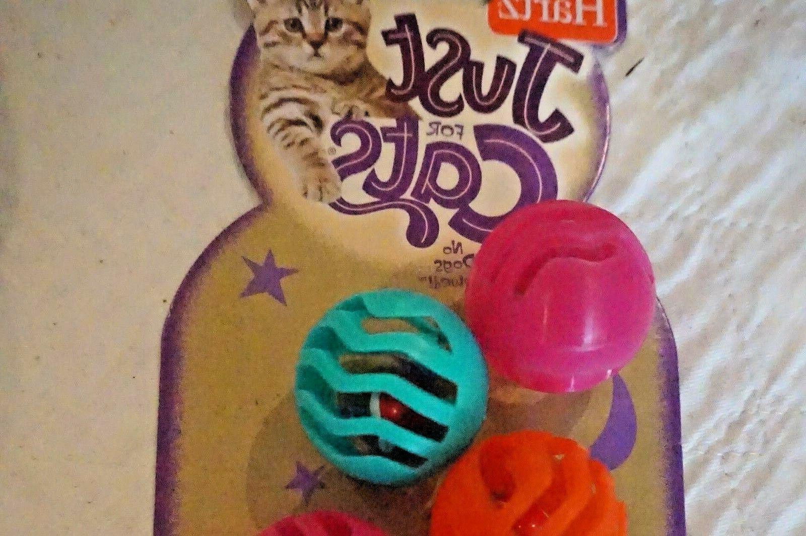NEW FOR CATS CRAZIES BALLS