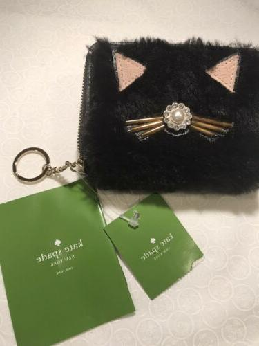 new with tags kate spade zip around