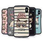 OFFICIAL GRUMPY CAT GRUMPMOJI HYBRID CASE FOR APPLE iPHONES