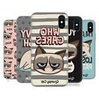 OFFICIAL GRUMPY CAT GRUMPMOJI SOFT GEL CASE FOR APPLE iPHONE