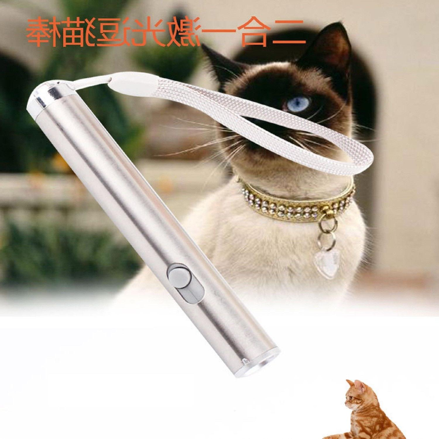 Pet Laser Pointer LED Red Cats